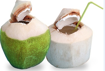 Kokos młody - drink