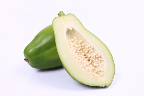 Papaja zielona