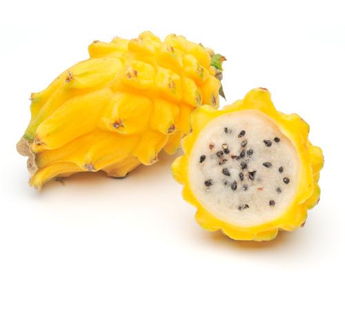Pitaja smoczy owoc żółty